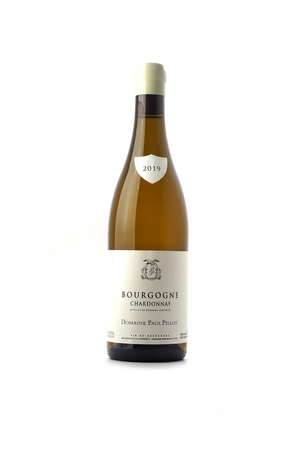 Paul Pillot Bourgogne Blanc 2019