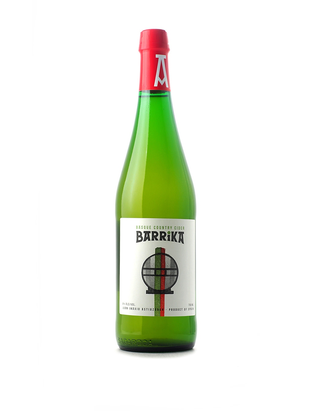 Sidreria Astiazaran Barrika Basque Cider NV