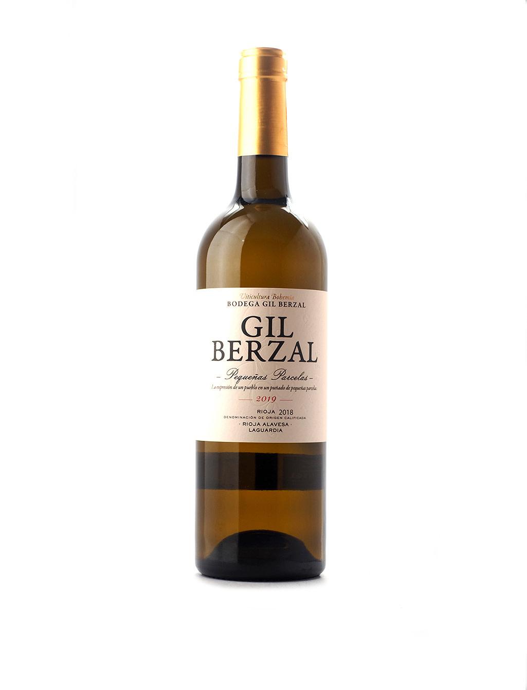 """Bodegas Gil Berzal """"Pequeñas Parcelas"""" Rioja Blanco 2019"""