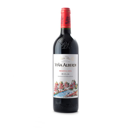 La Rioja Alta Rioja Reserva Vina Alberdi 2016