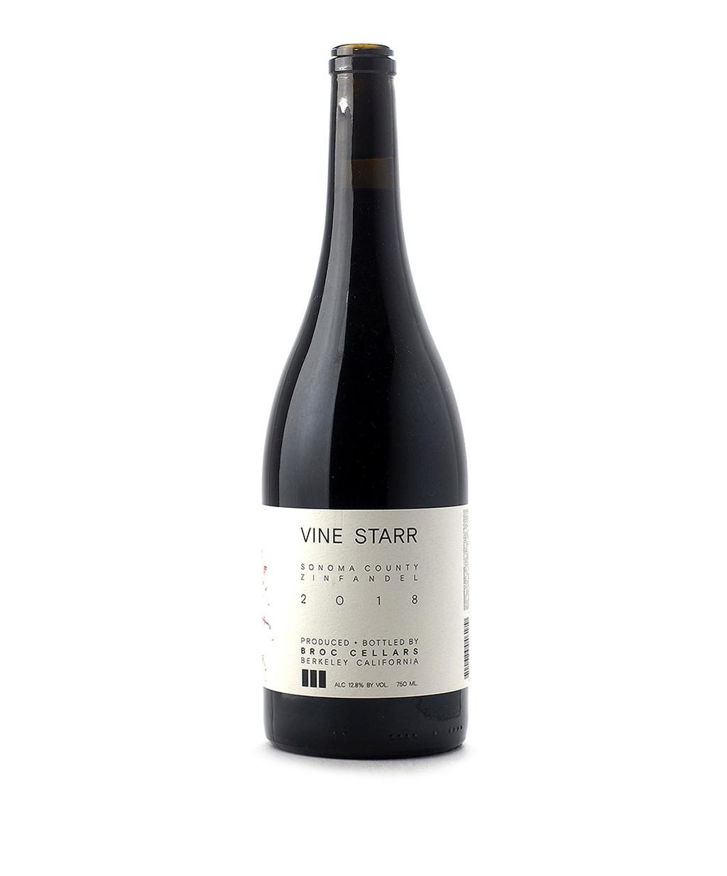 Broc Cellars Vine Starr Zinfandel 2018