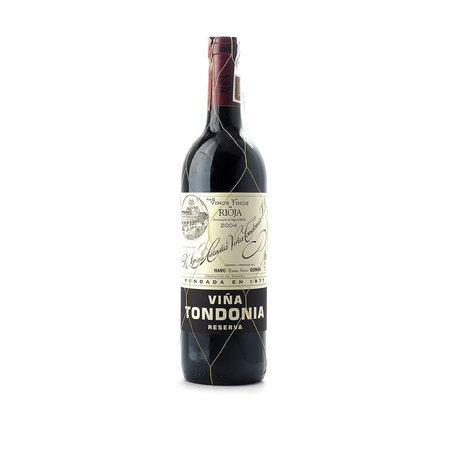 Lopez de Heredia Vina Tondonia Rioja Reserva 2004