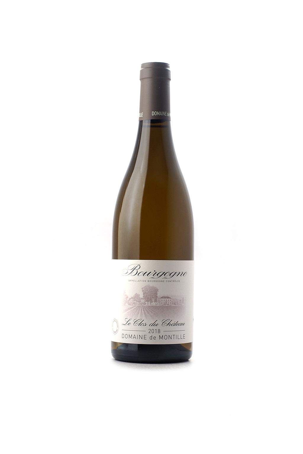 """Domaine De Montille """"Le Clos du Chateau"""" Bourgogne Blanc 2018"""