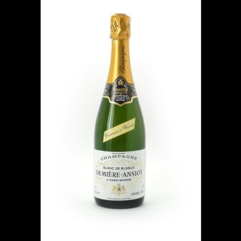 Demiere-Ansiot Champagne Blanc de Blancs Brut Grand Cru NV