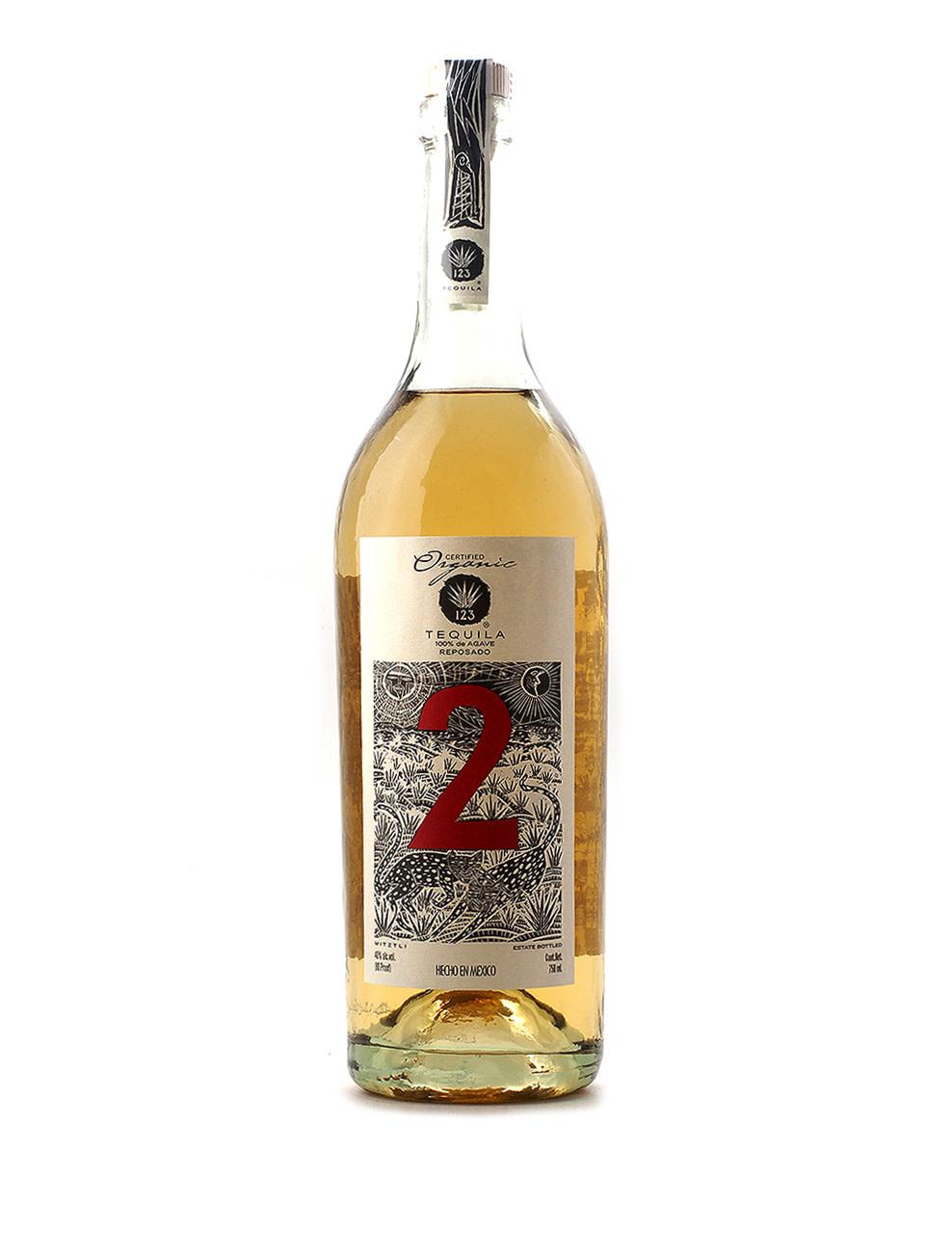 123 Tequila Dos Reposado