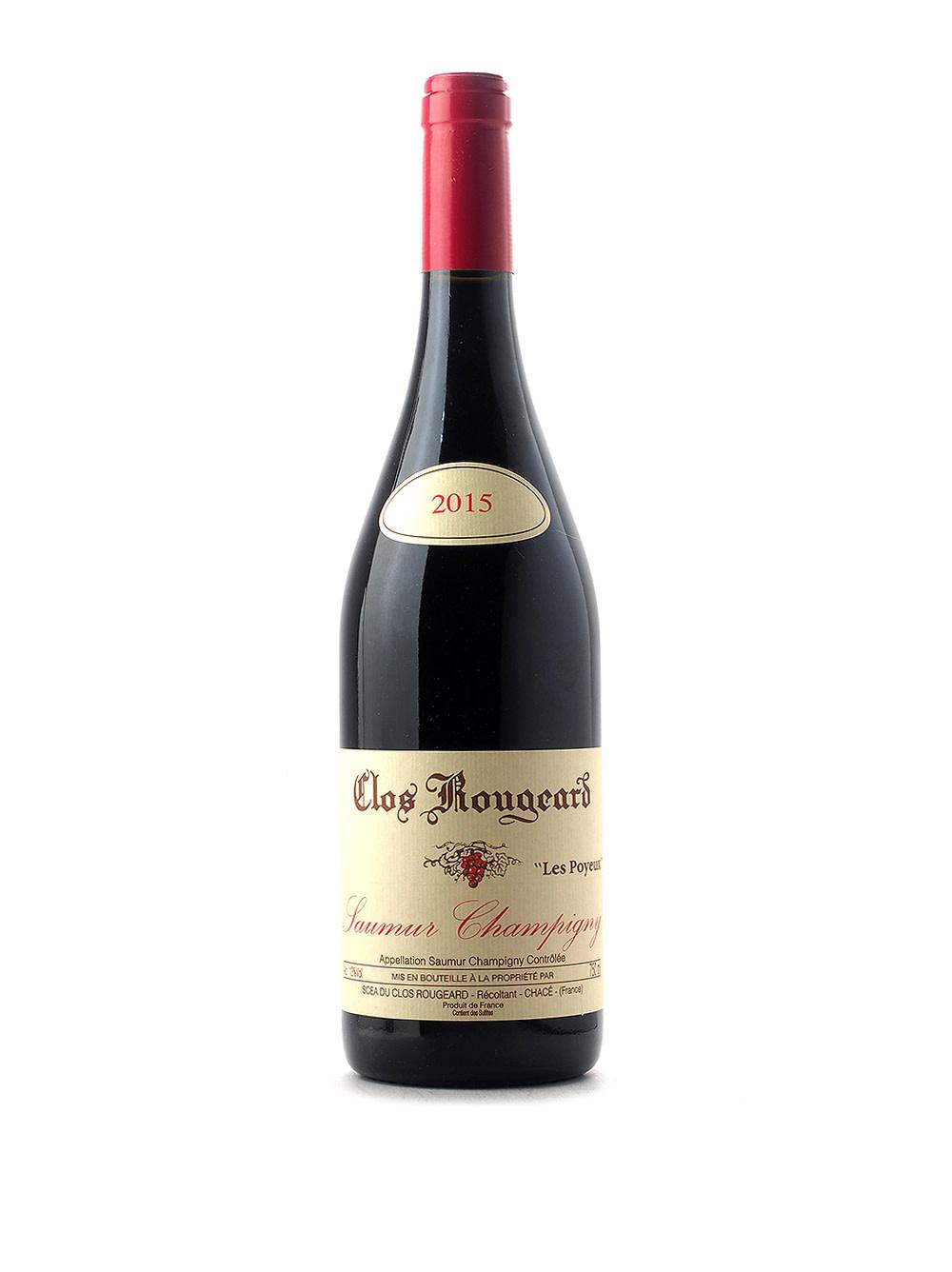Clos Rougeard Saumur Champigny Les Poyeux 2015