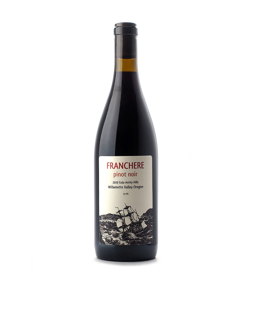 Franchere Wine Company Pinot Noir Eola-Amity 2019