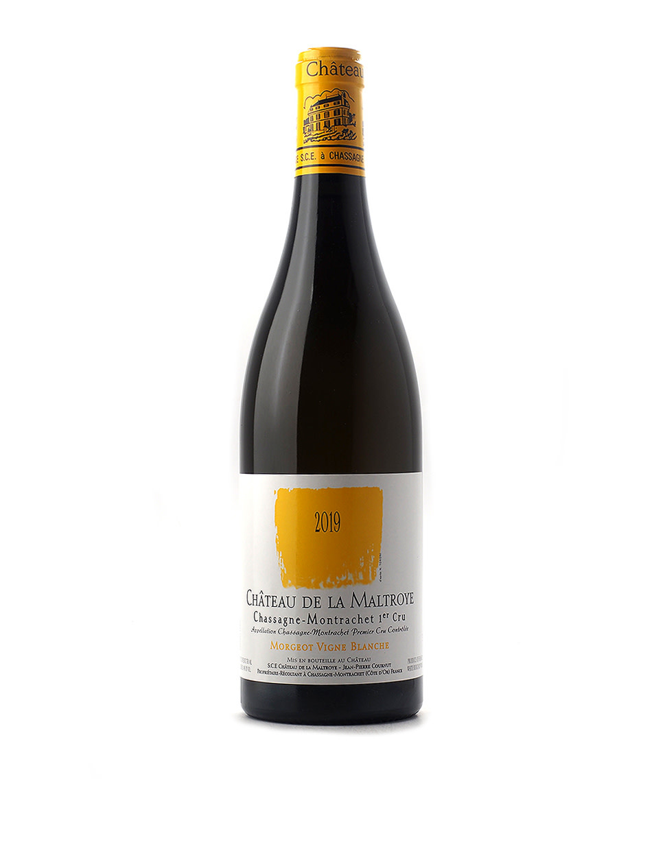 Maltroye Chassagne Montrachet 1er Cru Morgeot Blanc 2019