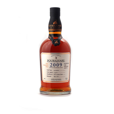 Foursquare Distillery '2009' Single Blended Rum