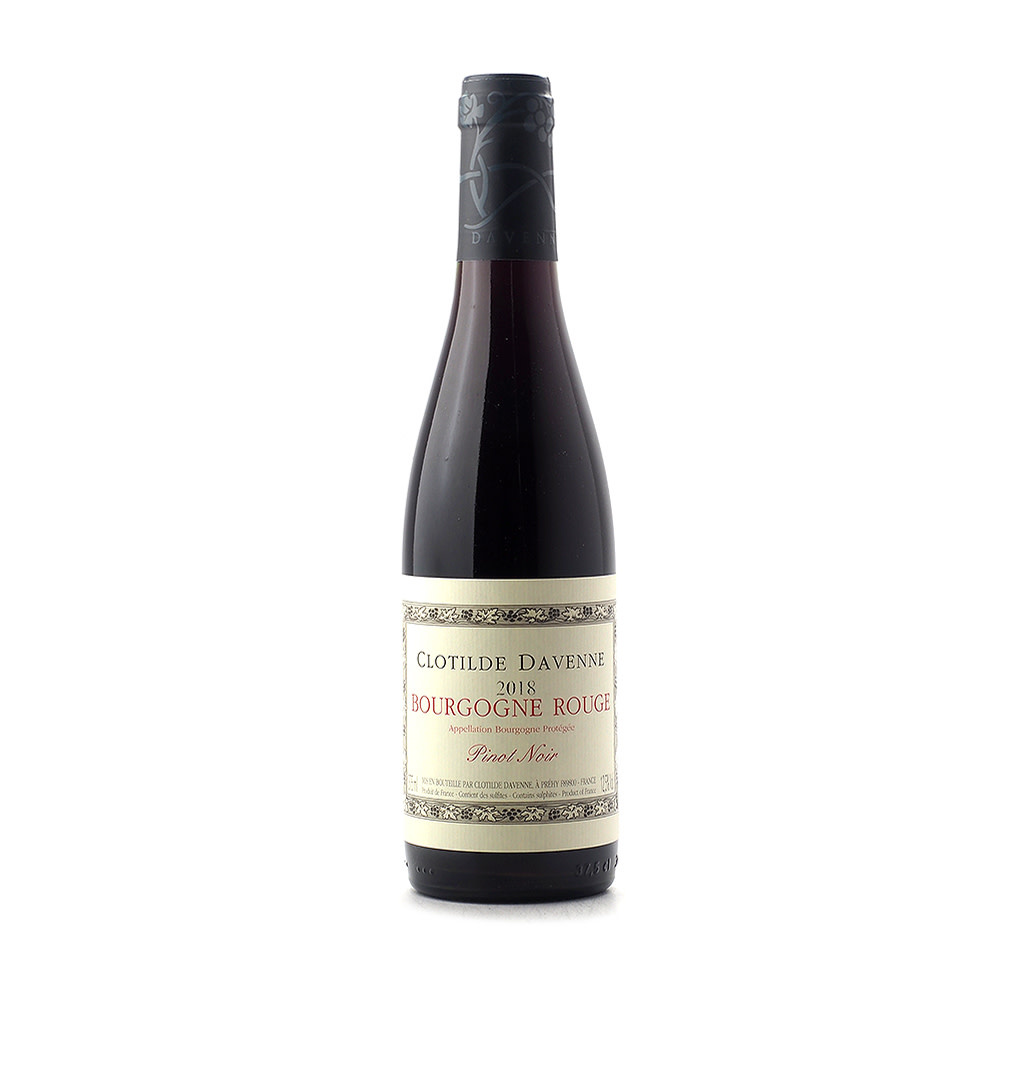 Clotilde Davenne Bourgogne Rouge 2018 375ML