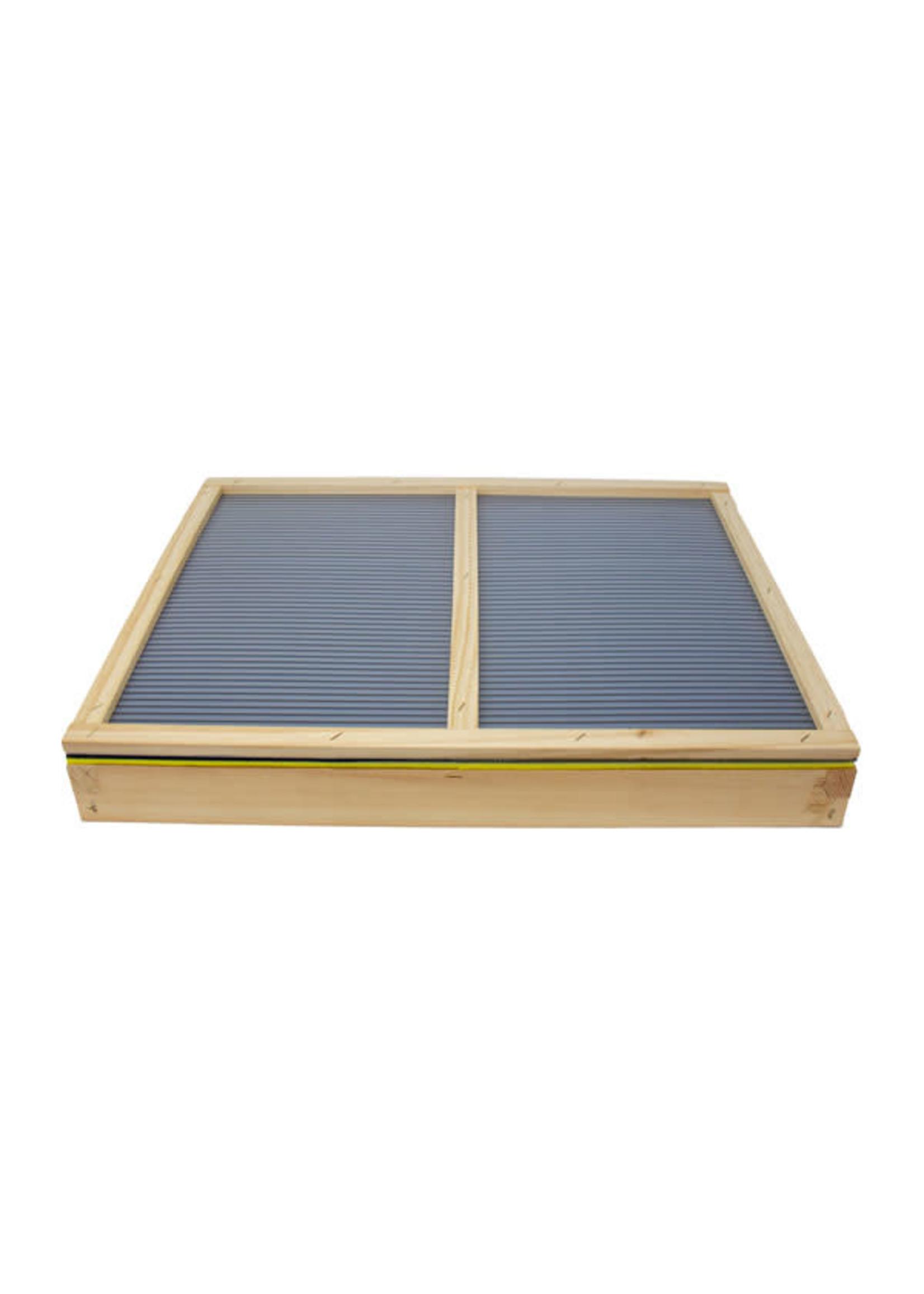 8 frame fume board