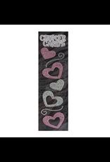 Cruiser Candy Cruiser Candy Decals - Heart Rhinestone
