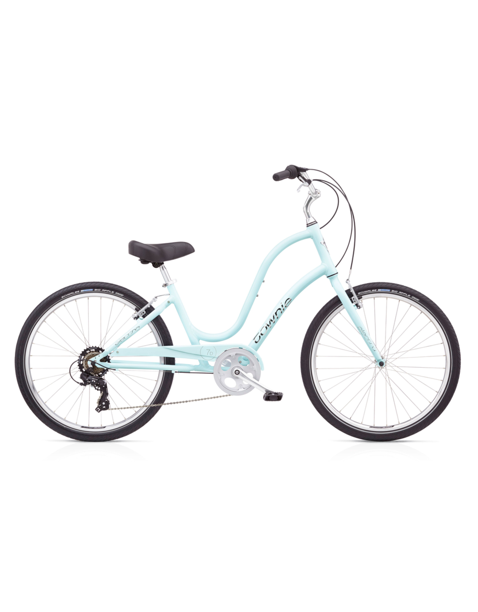 "Electra Electra Townie Original 7D, 24"", Step-Thru, Arctic Blue"