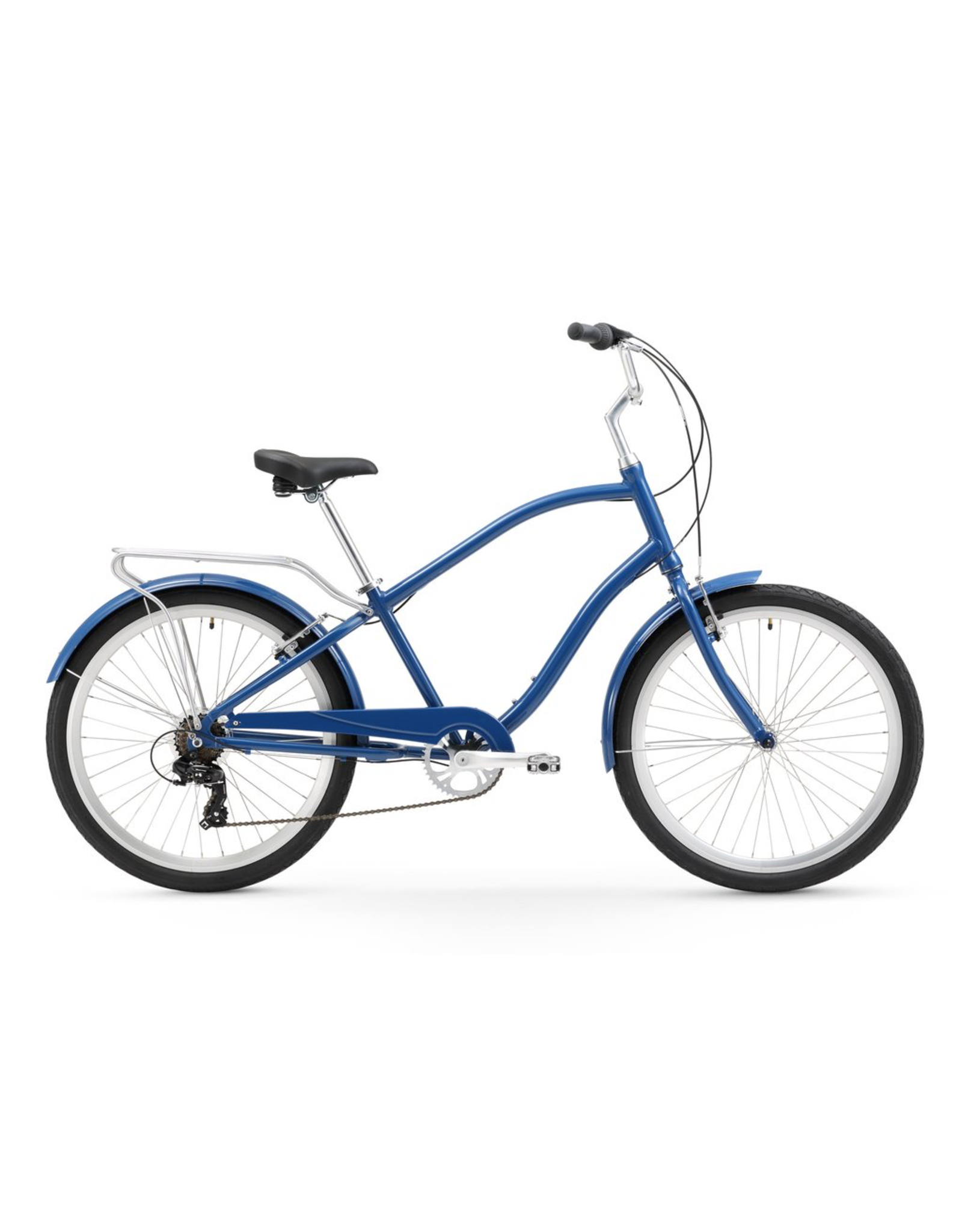 Firmstrong Firmstrong Anyjourney 7-Speed, Step-Over, Navy Blue
