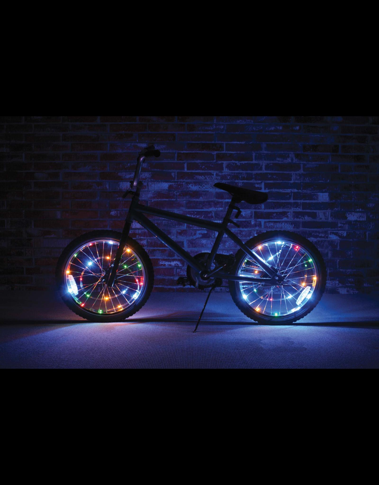 Brightz, Ltd. Wheel Brightz LED Lights - Multicolor (ONE WHEEL)