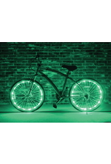 Brightz, Ltd. Wheel Brightz LED Lights - Green (ONE WHEEL)