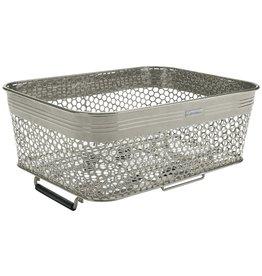 Electra Electra Rear Basket - Linear QR Mesh Low Profile, Gray