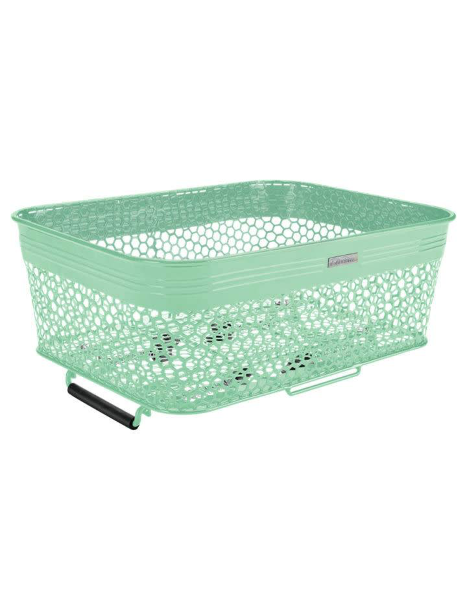 Electra Electra Linear Rear QR Mesh Mint Basket w/ Net