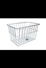 Wald Wald Rear Basket - Fixed Mount, Black #585