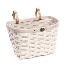 peterboro Peterboro Basket Original - White, Large