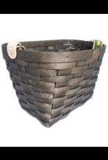 peterboro Peterboro Basket Original - Black, Large