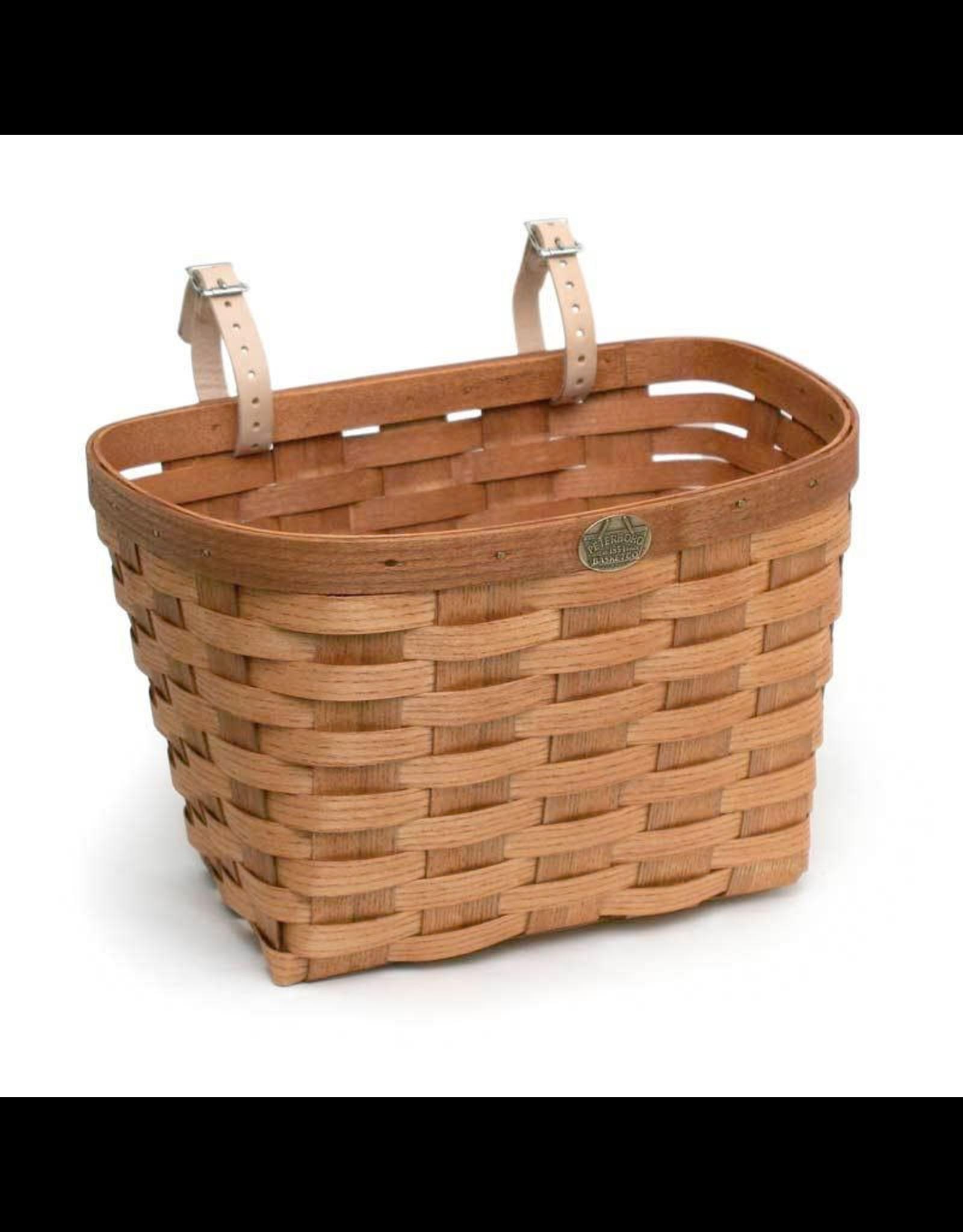 peterboro Peterboro Basket Original - Honey, Large