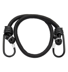 Pyramid Bungee Cord Sunlt 24in 9mm BLK