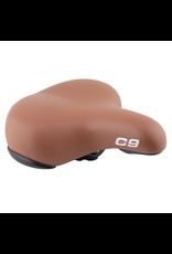 Cloud Nine Cloud-9 Saddle - Support XL, Unisex, Brown