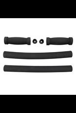 Sunlite Sunlite Cruiser Foam Grip Set - 340mm (2) & 125mm (2), Black