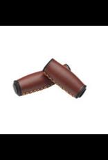 Electra Electra Ergo Long/Short Grip Set - 102/125mm, Brown