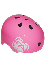 Free Agent Free Agent Street Helmet - Gloss Pink, One Size Fits All