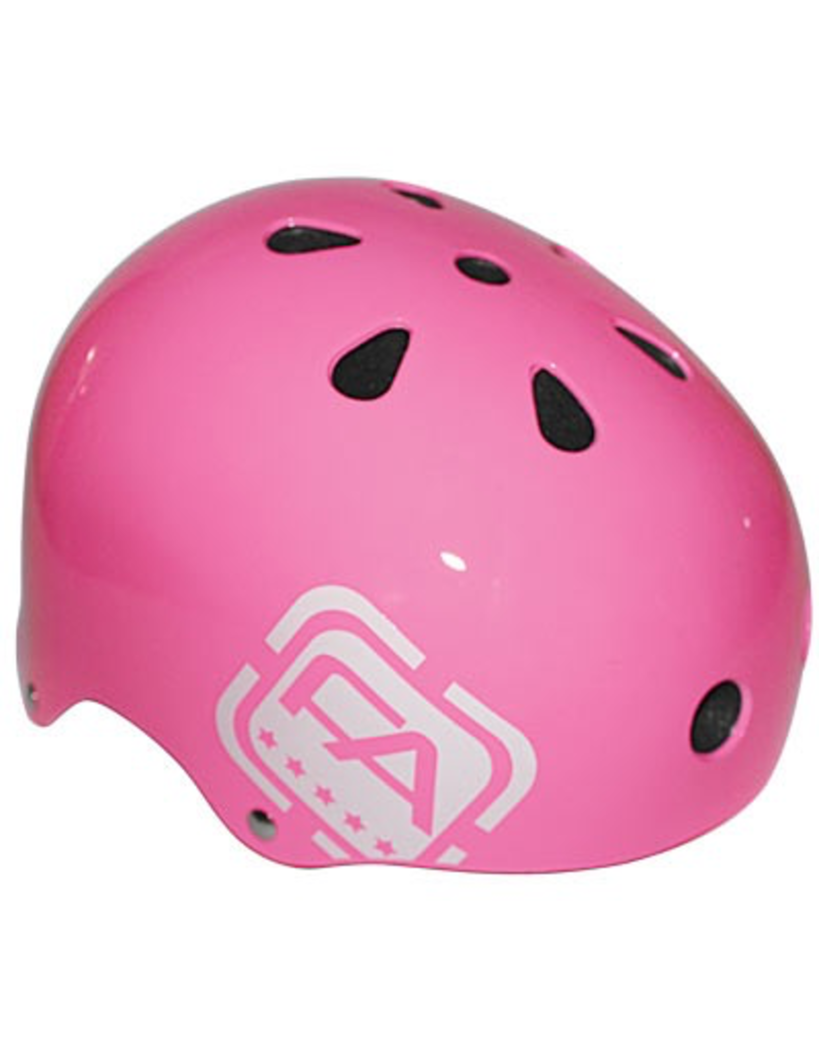 Free Agent Free Agent Street Helmet Gloss Pink One Size Fits All