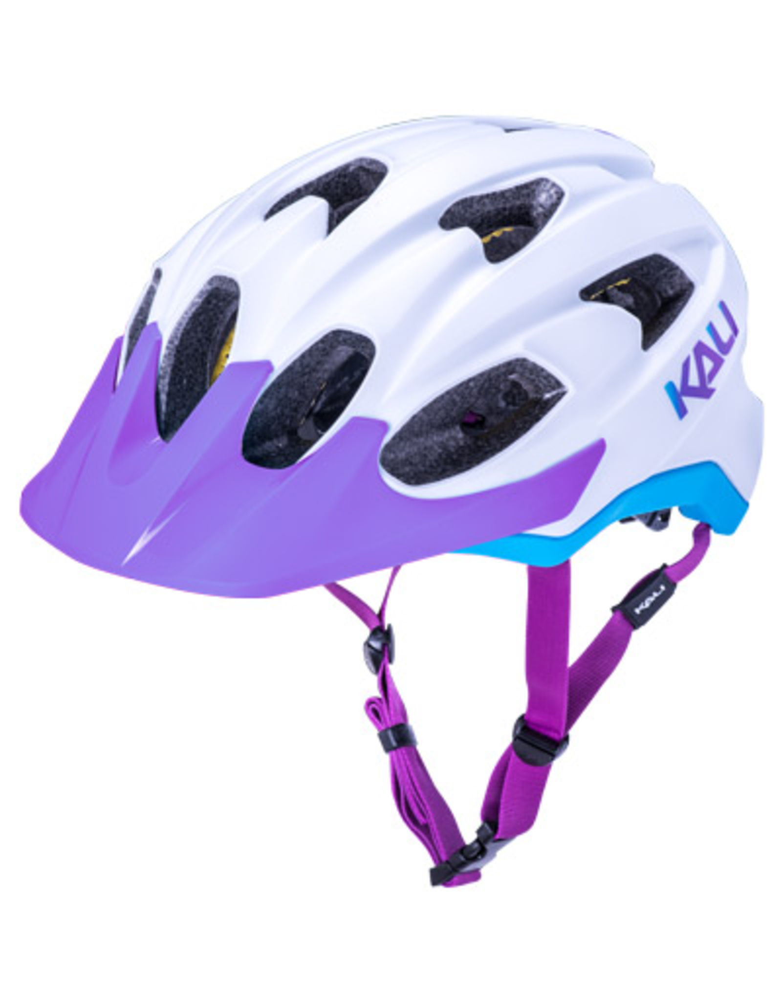 Kali Kali Pace Helmet Solid Matte White Small/Medium