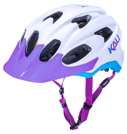 Kali Kali Pace Helmet Solid Matte White Small/Medium