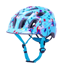 Kali Kali Chakra Unicorn Helmet - Blue, Small