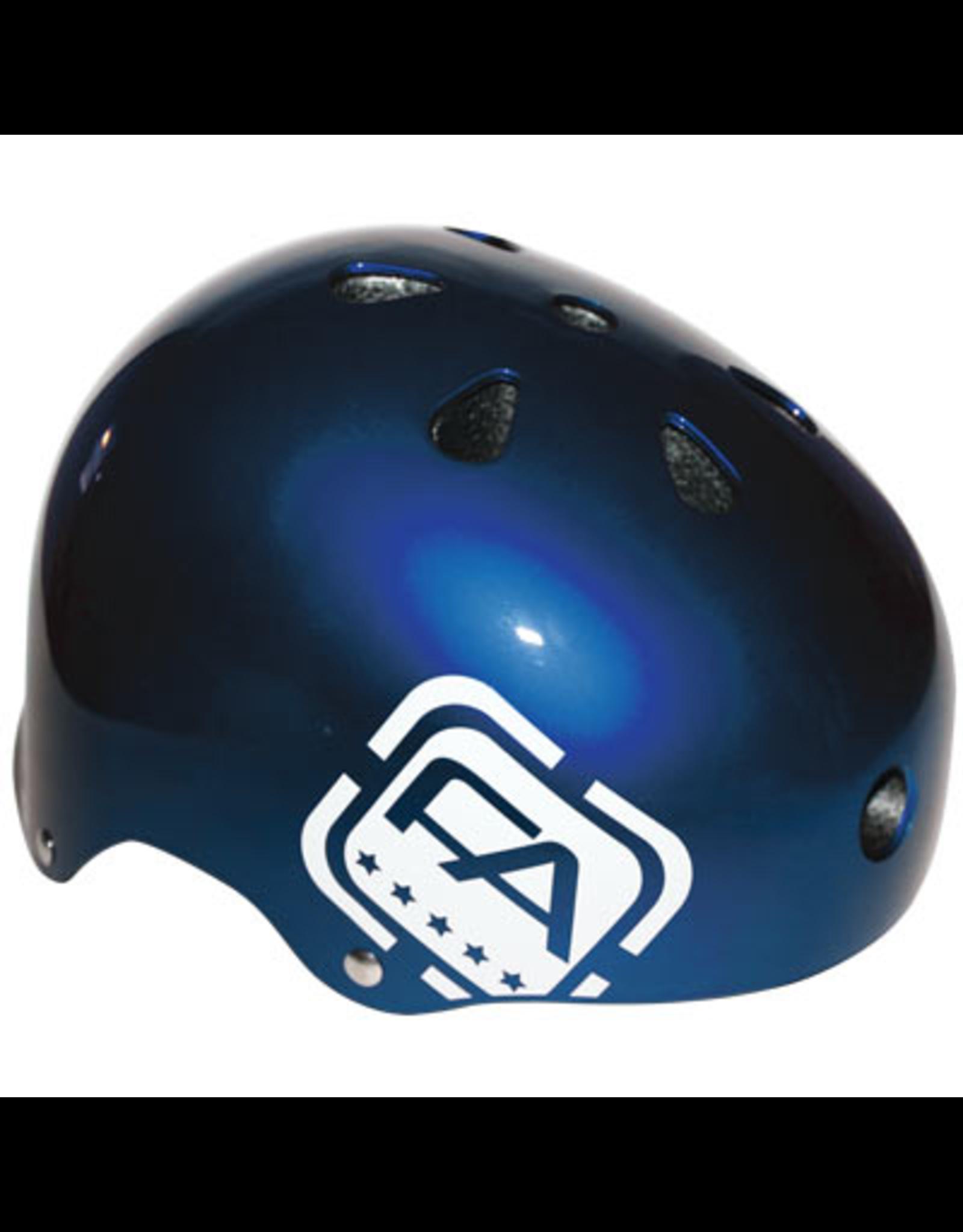 Free Agent Free Agent Street Helmet Gloss Blue