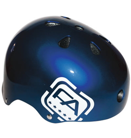 Free Agent Free Agent Street Helmet - Gloss Blue, One Size Fits All