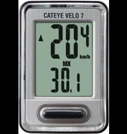 Cateye Cateye Velo 7 Computer CC-VL520 Black
