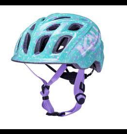 Kali Kali Chakra Sprinkles Helmet - Mint, Small