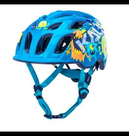 Kali Kali Chakra Monsters Helmet - Blue, X-Small