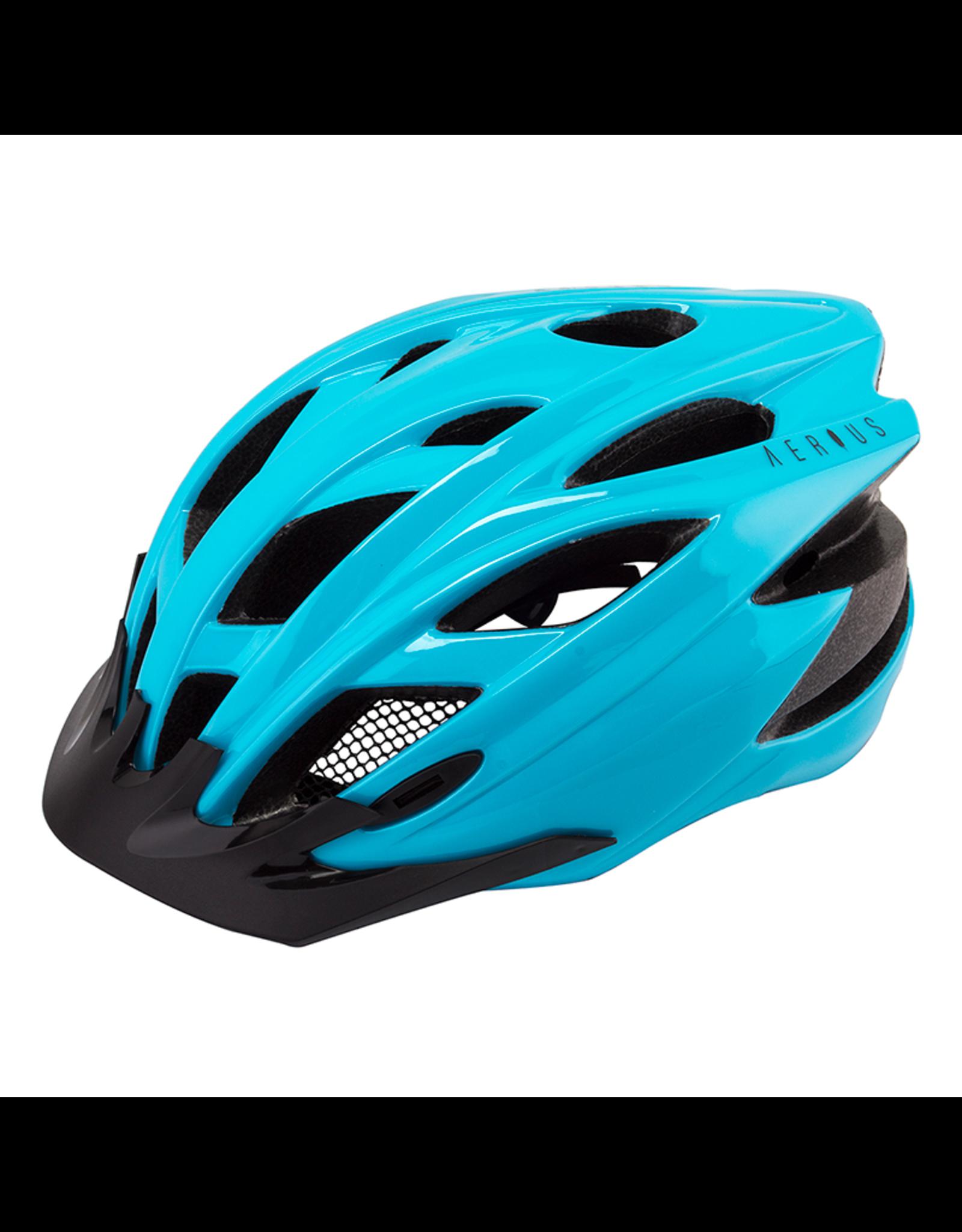 Aerius Aerius Helmet Raven - Light Blue, Small/Medium
