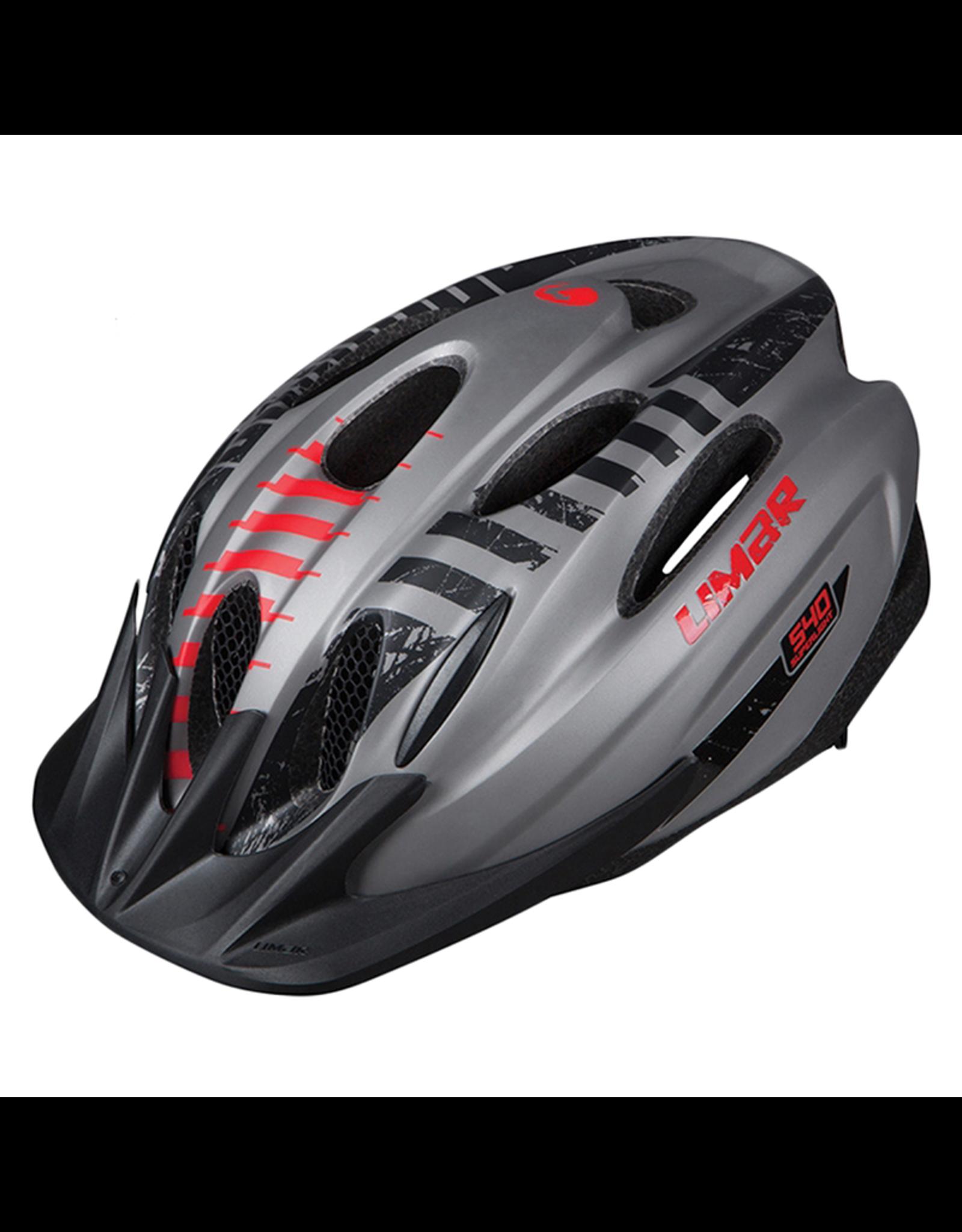 LIMAR Helmet LIM 540 All Around M-52-57 Matt Titanium Black