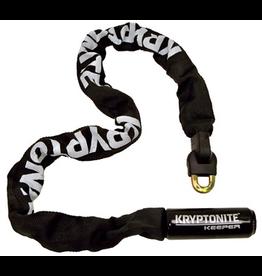 Kryptonite Kryptonite Key Chain Lock - Keeper 785, 3 Feet, Black