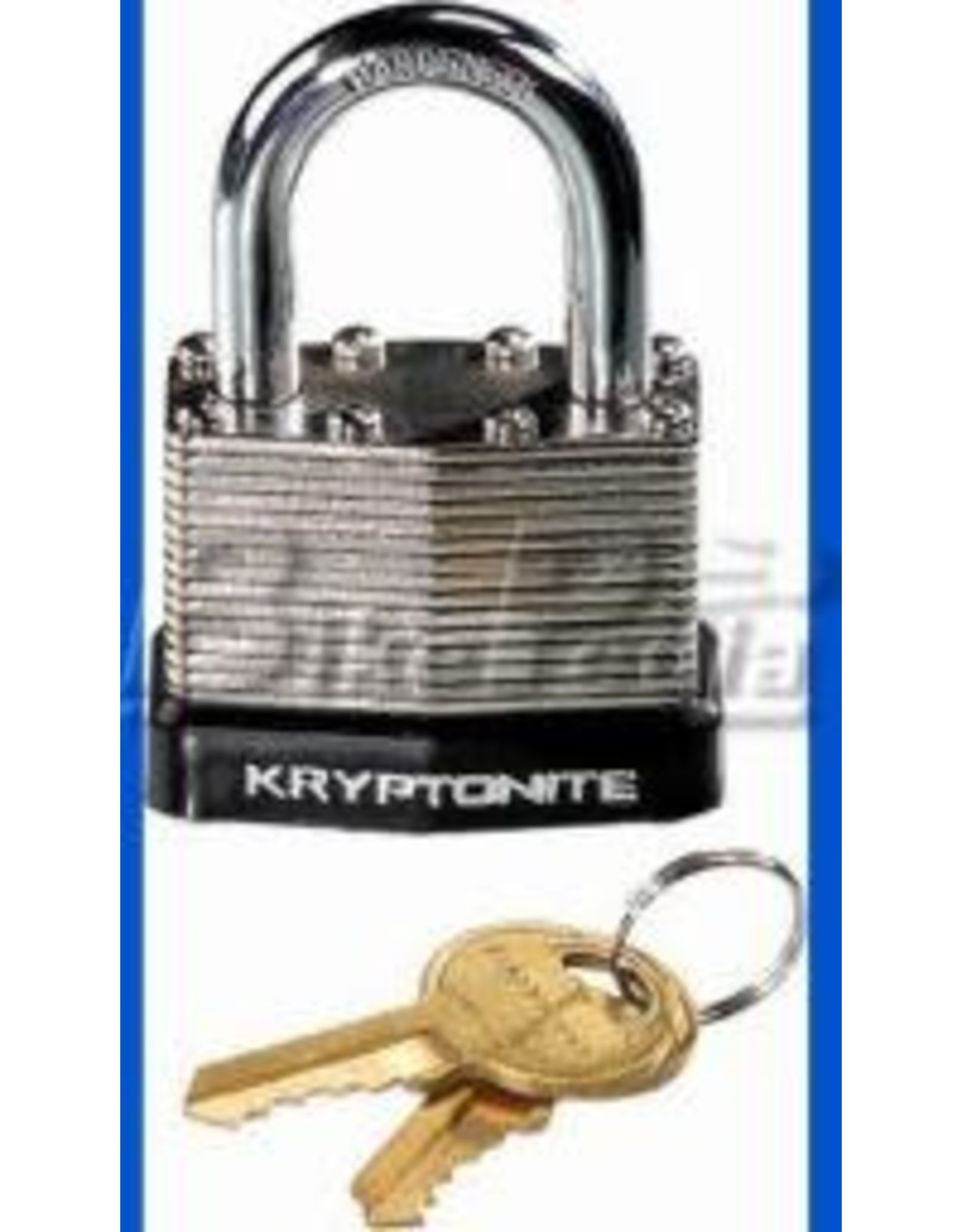 Kryptonite Kryptonite ,44mm lock size - lock Pad Lock
