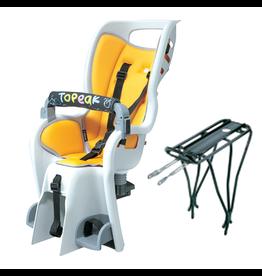 Topeak Topeak Rear Child Seat - BabySeat II w/ rack (Non-Disc), 40lb limit