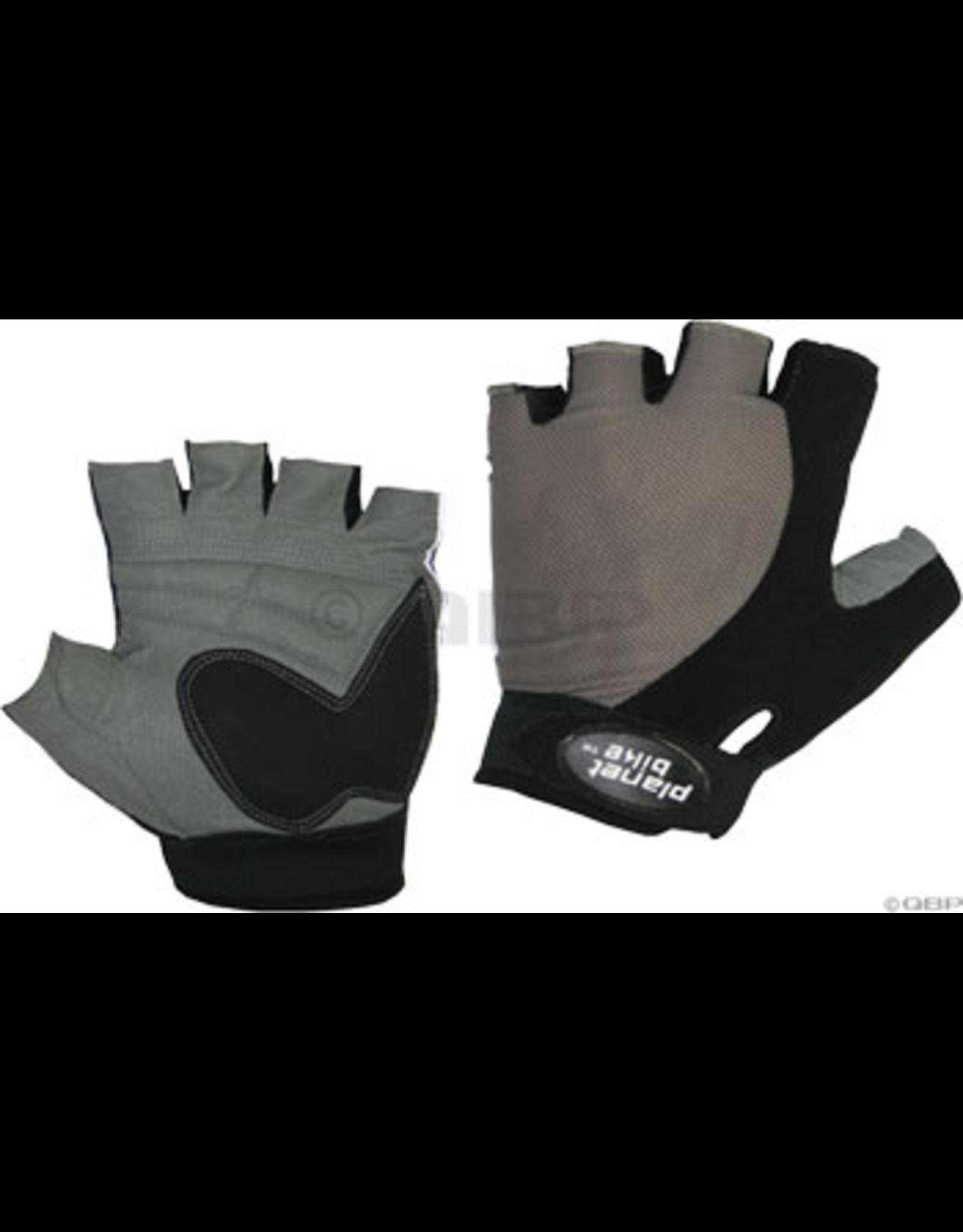 Planet Bike Planet Bike Gemini Glove: Black; Medium
