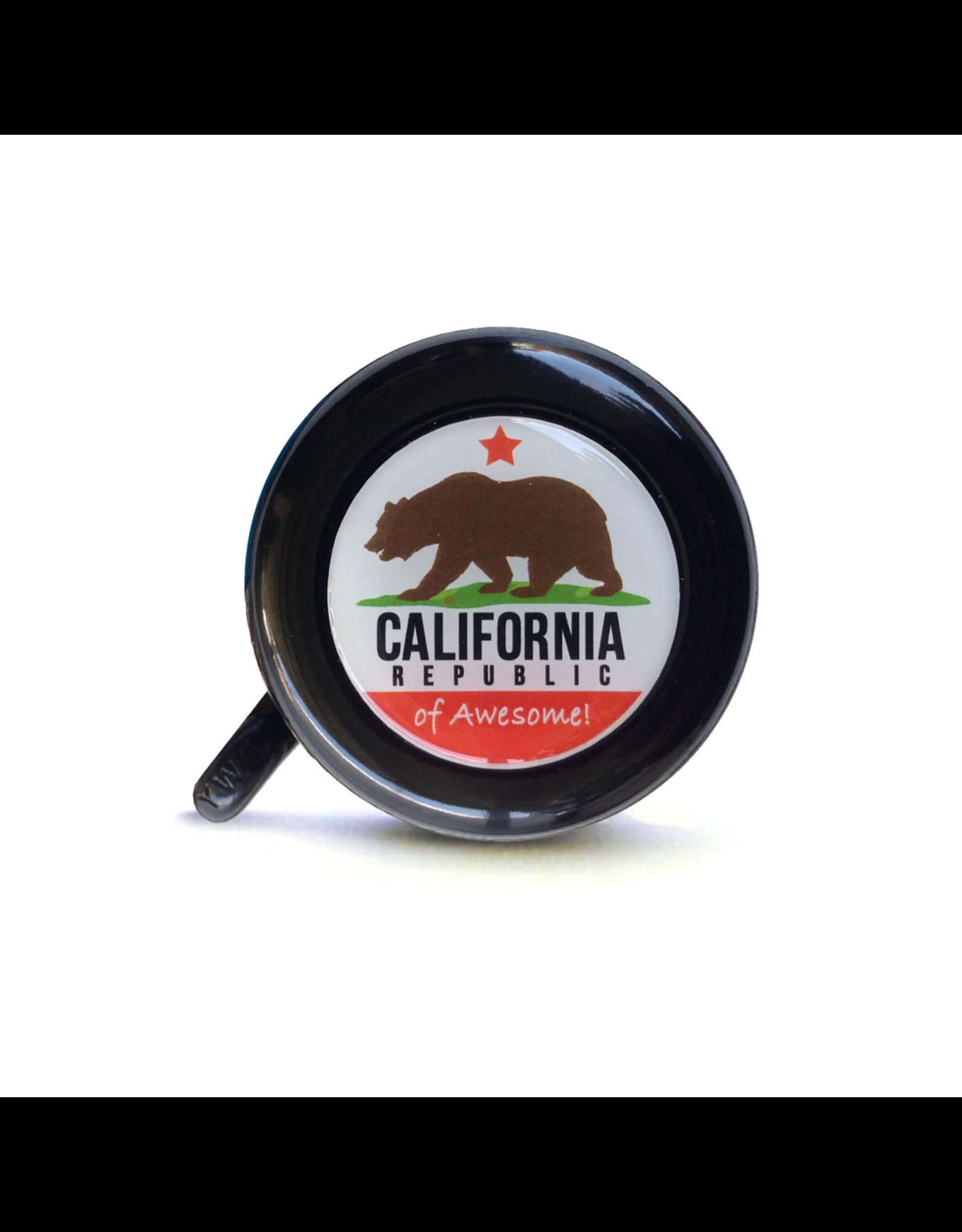 Cruiser Candy Cruiser Candy Bell - California State Pride Bear