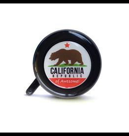 Cruiser Candy California State Pride Bear Bell