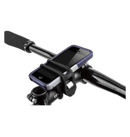 Nite Ize HandleBand Universal Cell Phone Bar Mount black