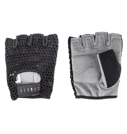 Airius Aerius Retro Mesh Gloves, Large, Black